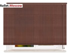 Горизонтальные деревянные жалюзи. 15 - 25 мм