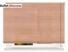 Горизонтальные бамбуковые жалюзи 201 - 50 мм
