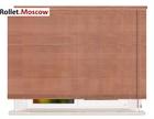 Горизонтальные бамбуковые жалюзи 202 - 25 мм